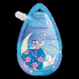 "Funny Organix  Крем для лица для проблемной кожи Healing Herbs  20 мл               """