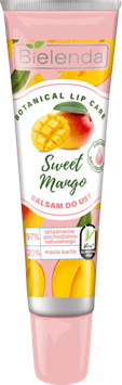 BOTANICAL LIP CARE Бальзам для губ Сладкий Манго 10г