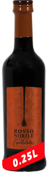 Rosso Nobile al Cioccolata  (Schokoladenwein) 0,25 l