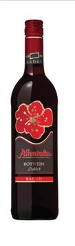 Affentaler Rotwein lieblich