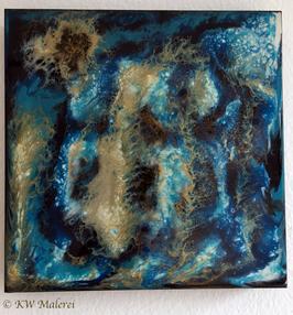 Unterwasser Goldstrom 1