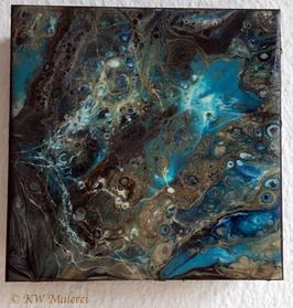 Unterwasser Goldstrom 3