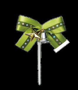 Ribbon Star Green