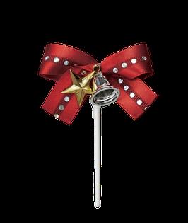 Ribbon Star Red
