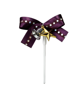 Ribbon Star Purple