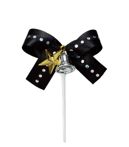 Ribbon Star Black