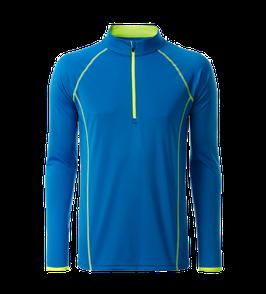 sportliches Longsleeve Shirt