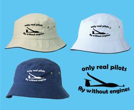 klassischer Segelflieger-Hut -real pilots