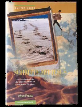 Heft 2: Schritte mit Jesus, inklusive Leiterheft