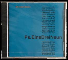 Ps.EinsDreiNeun (CD)