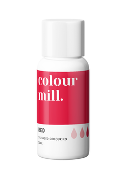 Colour Mill - Red, 20 ml
