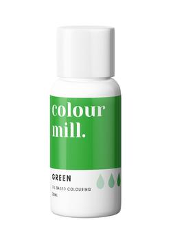 Colour Mill - Green, 20 ml