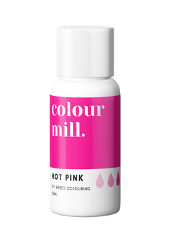 Colour Mill - Hot Pink, 20 ml