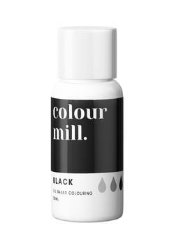 Colour Mill - Black, 20 ml