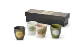 Set de 4 tasses Porcelaine Japonaise