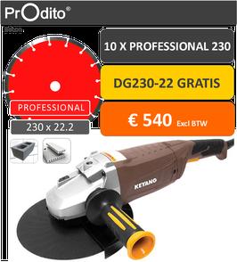Keyang DG230-22 ( promo pack 3 )