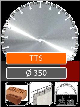 TTC 350 OPNAME 25.40mm