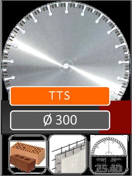 TTC 300 OPNAME 25.40mm