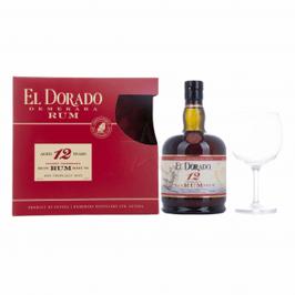 El Dorado 12 years  Old Finest - Demerara Rum