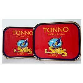E. Salis - Tranci di tonno in olio d'oliva