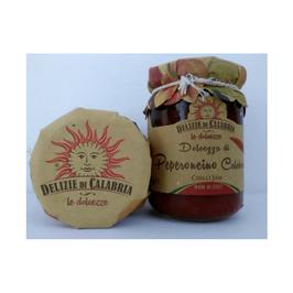 Delizie di Calabria - Dolcezza di peperoncino calabrese