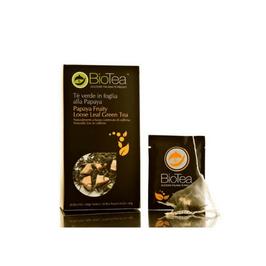 Biotea - Tè verde in foglia alla papaya 20 biofiltri
