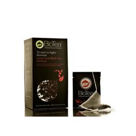 Biotea - Tè nero in foglia Keemun 20 biofiltri