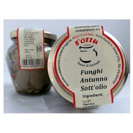 S'Ottu - Funghi Antunna sott'olio