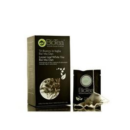 Biotea - Tè bianco in foglia Bai Mu Dan 20 biofiltri