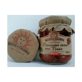Delizie di Calabria - Peperoncini ripieni
