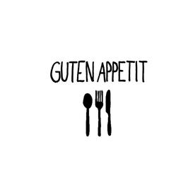 """STEMPELSET - """"GUTEN APPETIT"""" *SALE*"""