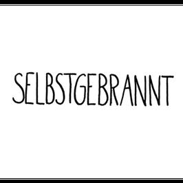 """STEMPEL - """"SELBSTGEBRANNT""""   KLEINER FEHLER"""