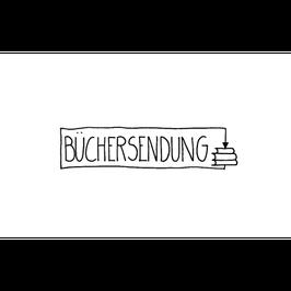 "STEMPEL - ""BÜCHERSENDUNG"" - GROSS   KLEINER FEHLER"