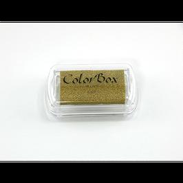 STEMPELKISSEN COLORBOX MINI - GOLD