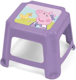 4X TABOURT / MARCHE PIEDS PEPPA PIG à € 4.84