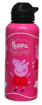 6X  Bouteille Peppa Pig Aluminium 500ML à € 3.50