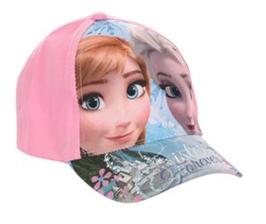 48 Casquettes Frozen / Reine des Neiges Enfant (24pcs en taille 52 et 24pcs taille 54)  à € 2.00