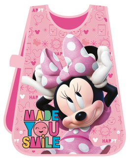 6X TABLIER PVC MINNIE  33X44cm à € 5.18