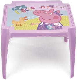 4X Table PEPPA PIG Monoblock à € 16.00