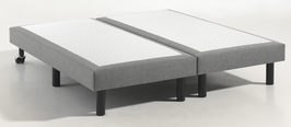 Boxspring Classic - silber