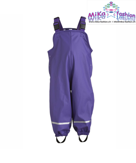 PIA 201 - REGENHOSE | DARK PURPLE