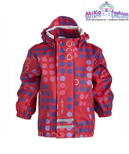 JESSI 207 - REGENJACKE | BRIGHT RED