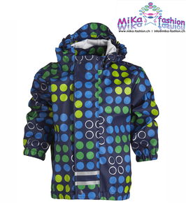 JOSH 207 - REGENJACKE | MIDNIGHT BLUE