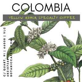 CAFÉ DE COLOMBIA DE ESPECIALIDAD HONEY