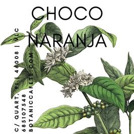 CAFÉ AROMATIZADO CHOCOLATE NARANJA