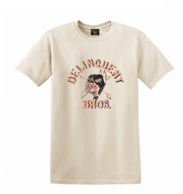 (SALE)Delinquent Bros Brotherhood Tee