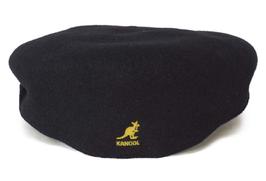 KANGOL Wool 504 BLACK/GOLD