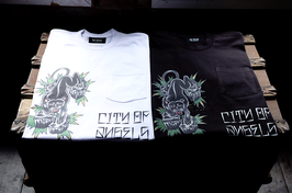 O.C CREW CITY OF ANGELS Pocket Tee