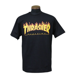 THRASHER FLAME S/S T-SHIRTS