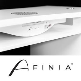 Afinia Profi-Staub-Absaugung für Nageltische/Manikürtische